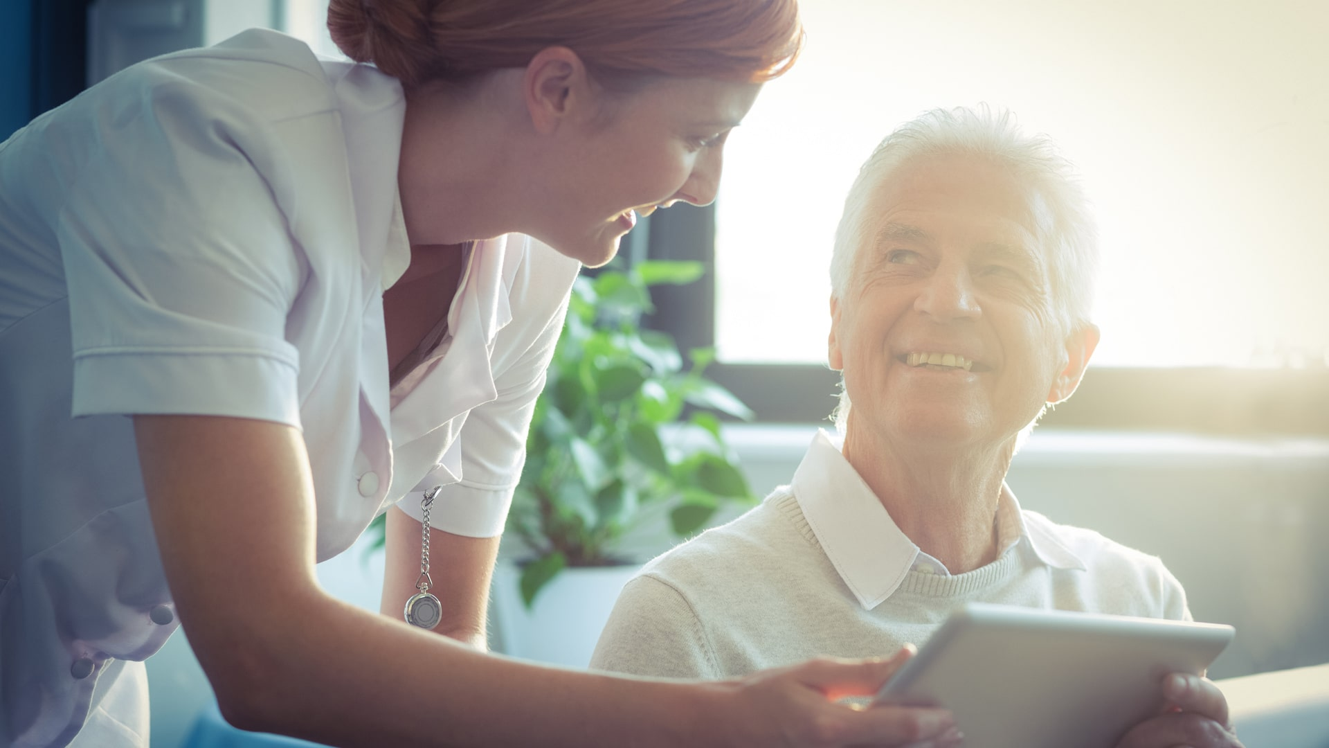 Medical connectors for home care