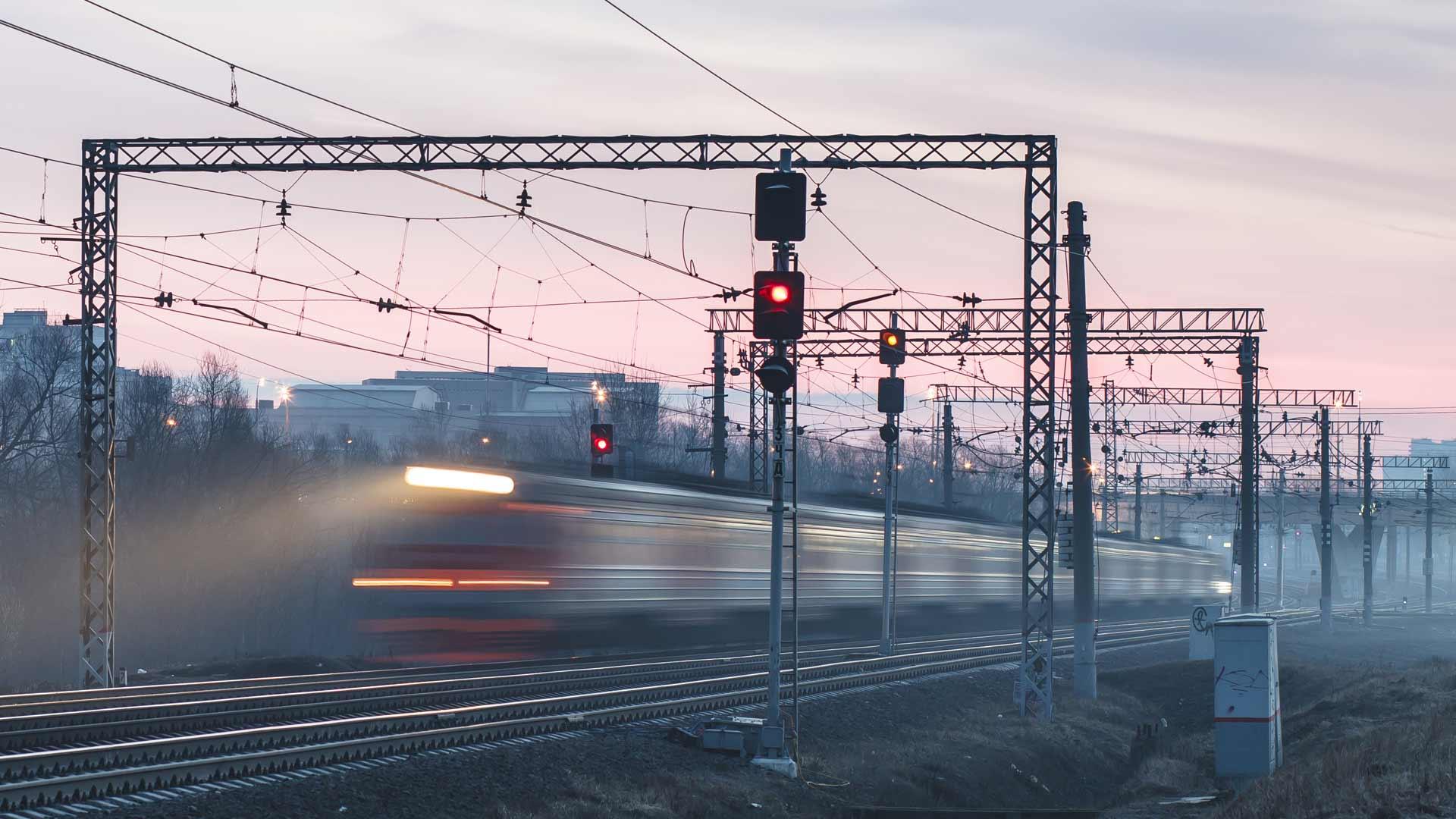 railway connectors