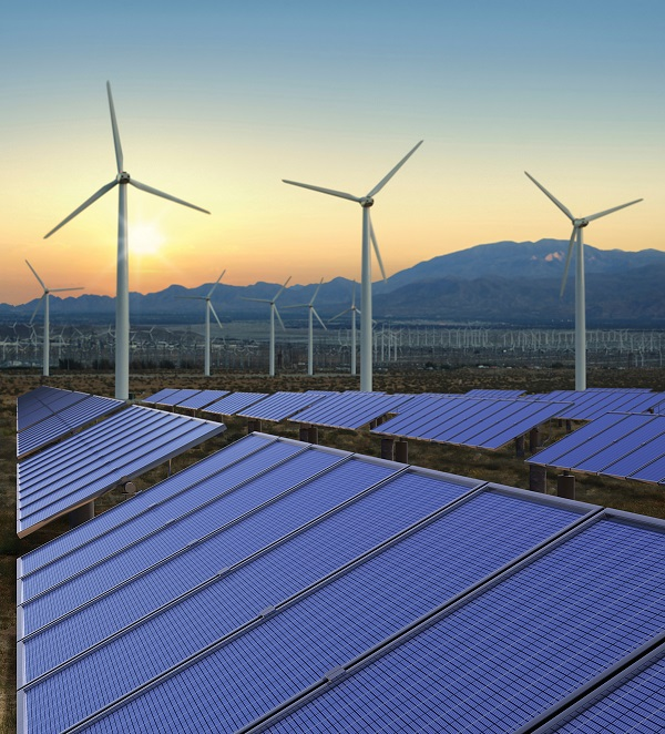 connectors for solar energy generation