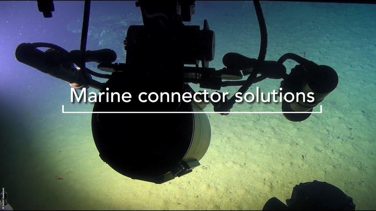 Marine connectors